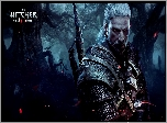 Gra, Wiedźmin 3: Dziki Gon, The Witcher 3: Wild Hunt, Geralt z Rivii
